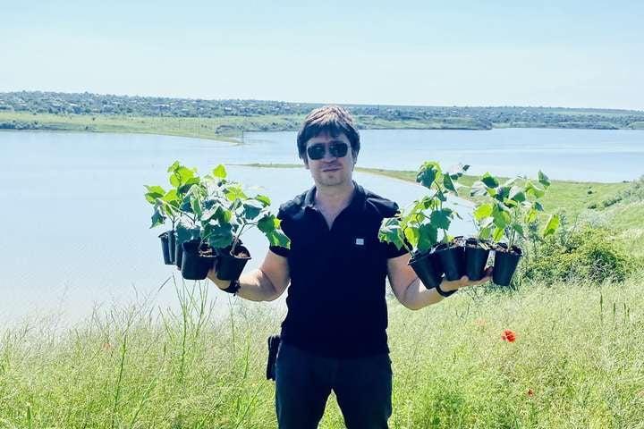 На Одещині акція «озеленення» вбиває червонокнижні рослини (фото)