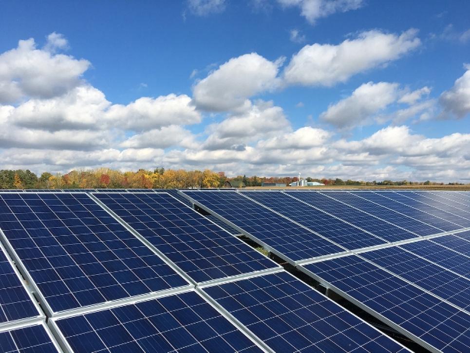 В Хмельницкой области за два года хотят запустить 41 солнечную станцию