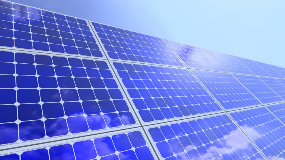 В Черкасской области запустили солнечную электростанцию мощностью 55 МВт