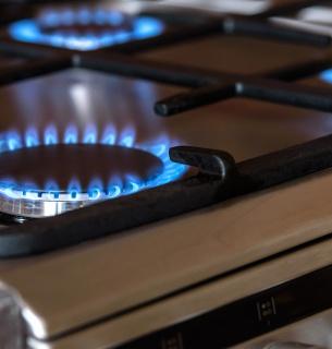 Украинцев переводят на годовую фиксированную цену на газ. Фото: Pixabay
