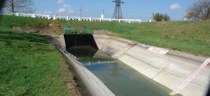 Зрошувальний канал. Каховське міжрегіорнальне управління водного господарства