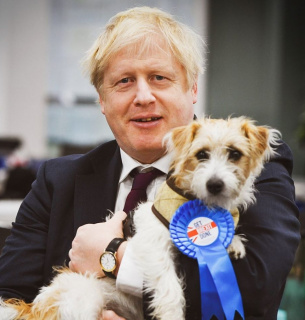 Фото: Facebook Boris Johnson