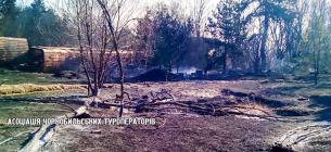 після пожежі на станції Янів