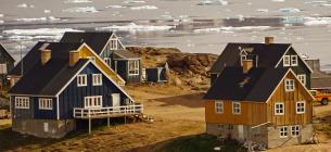 Поселення на Гренландії. Image by Bernd Hildebrandt from Pixabay