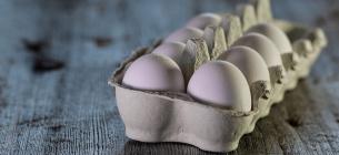 Ціни на яйця стали космічними, а Мінекономіки гворить про відсутність значних цінових коливань