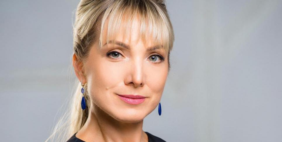 Ольга Буславець. Фото з її Facebook-сторінки