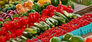 Стало известно, где стоимость овощей и фруктов меньше: в Украине, Беларуси или Польше