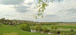Річка Серет у Буцневі