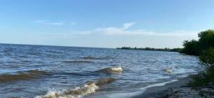 Київське водосховище. Фото зі сторінки Ірини Мацун