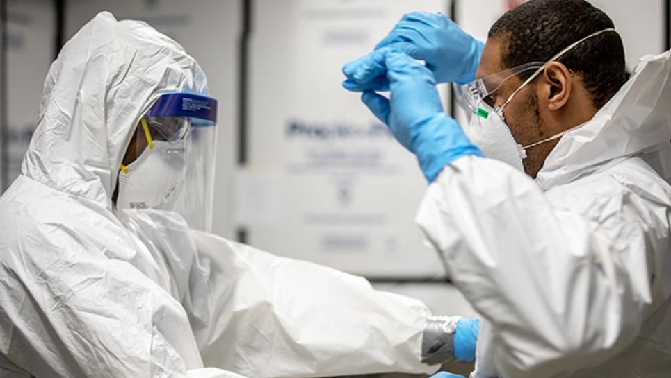 С начала пандемии в Польше подтвердили более 1,623 млн случаев заражения коронавирусом
