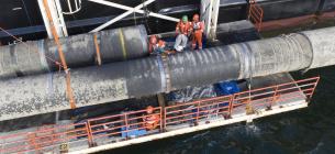 Рада ухвалила звернення до США з проханням зупинити будівництво газопроводу «Північний потік — 2»