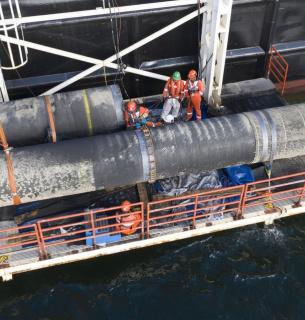 Через загрозу санкцій Nord Stream 2 вже залишили понад 15 компаній