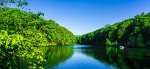 Річка Ворскла у Полтаві. Image by OLEKSII ALIEKSIEIEV from Pixabay