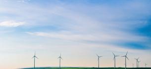 На Запоріжжі запустили вітрову станцію, яка забезпечить електроенергією 170 тис. домогосподарств