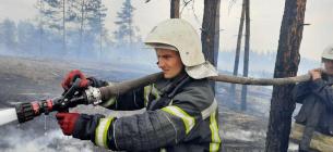 Фото і відео: ДСНС України