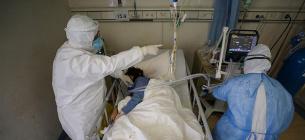 В Полтаве в больницах нет места живым пациентам с коронавирусом