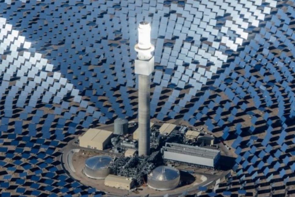 В Австралії побудують найпотужнішу в світі сонячну електростанцію |  GreenPost