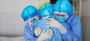 З початку пандемії на коронавірус захворіли1 374 762 особи