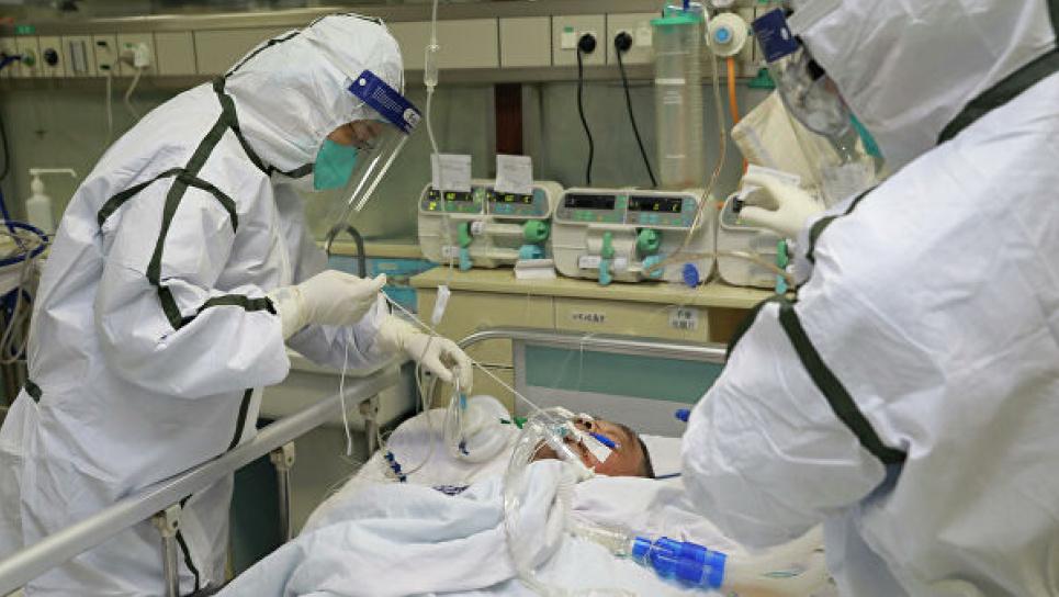 Самый высокий показатель госпитализаций в Ивано-Франковской области