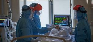 В Україні 17 569 нових випадків COVID-19 та рекордна кількість смертей