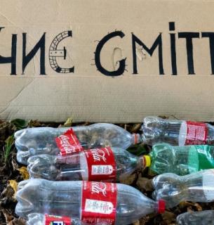 Аудит пластикових відходів (Фото: ГО Zero Waste Society)