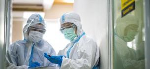 Всього зачас пандемії вУкраїні виявили 1364705 випадків захворювання.