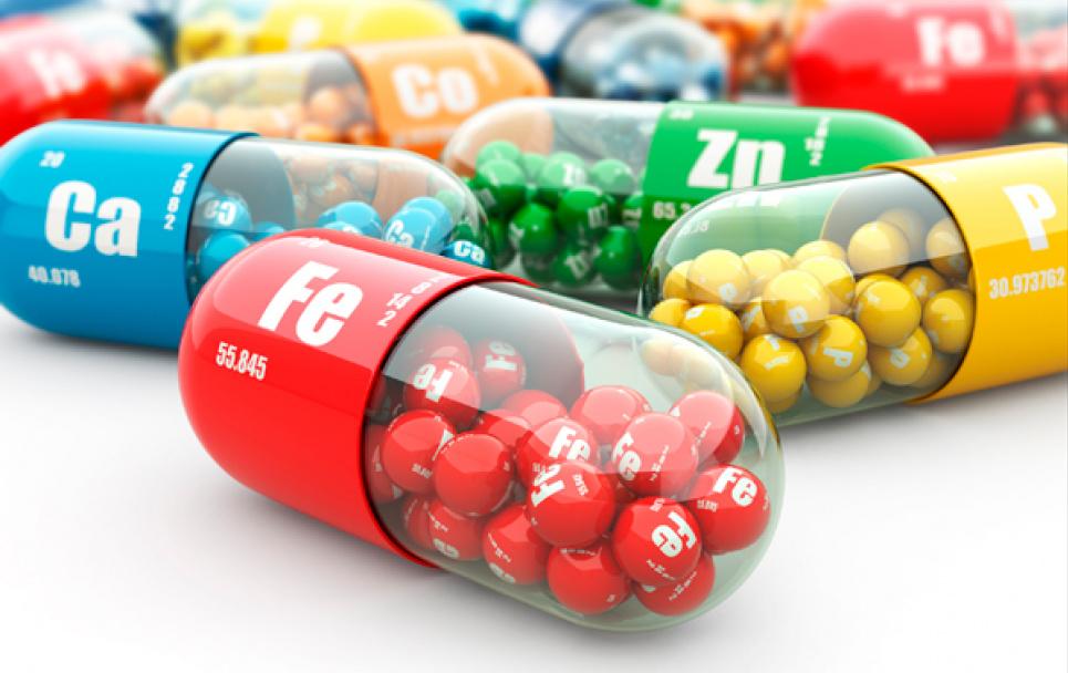 Три основні ризики для здоров'я і життя, які пов'язані з прийомом вітамінів