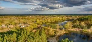 Ці краєвиди будуть знищені. Природогуби отримали дозвіл на видобуток берилію на території Поліського природного заповідника. Фото Сергія Канциренка/Полісся - дика природа без кордонів