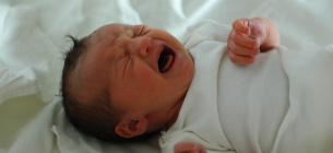В столице впервые за долгое время в «окно жизни» положили младенца