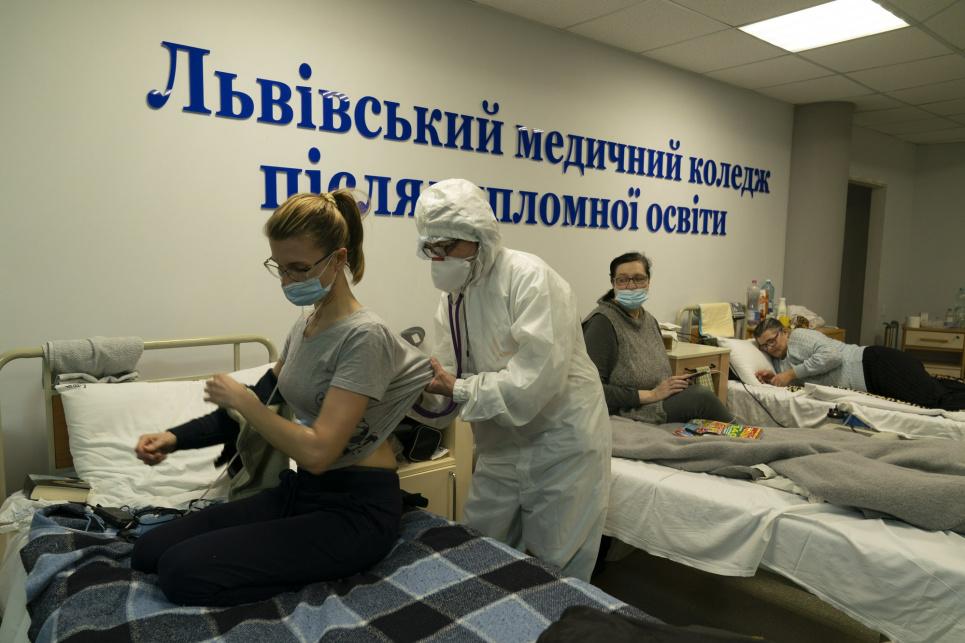 AP Photo/Evgeniy Maloletka