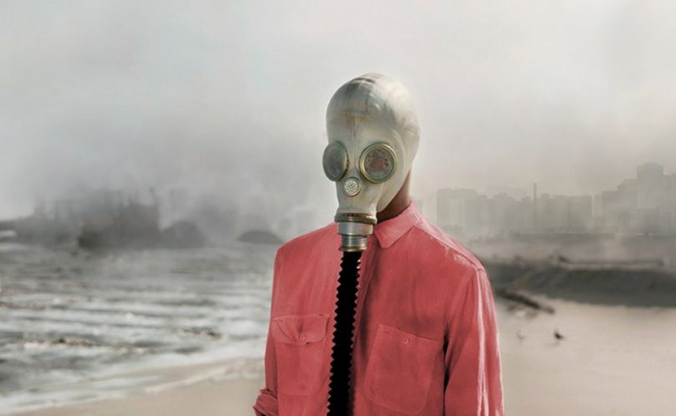 Через забруднення повітря можна втратити зір