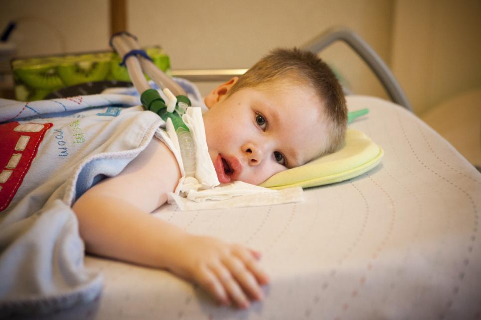 Усе необхідне для лікування дитини зі СМА коштує 12,3 млн грн на рік