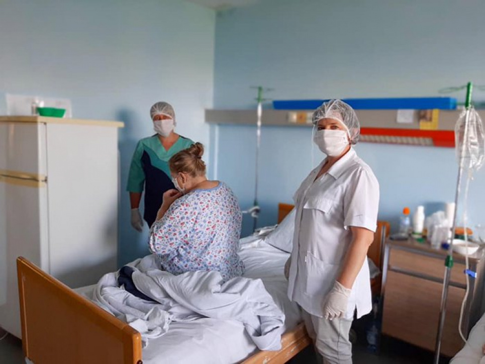 За 4-5 днів перебування у стаціонарі приватної клініки з діагнозом коронавірус просять 100 тисяч гривень