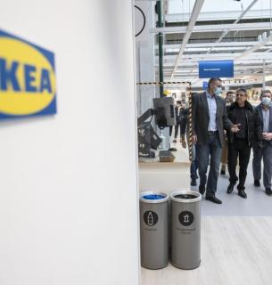 IKEA понадобилось 15 лет, чтобы открыть свой первый физический магазин в Украине