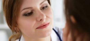 Обстеження щитовидної залози. Фото ілюстративне