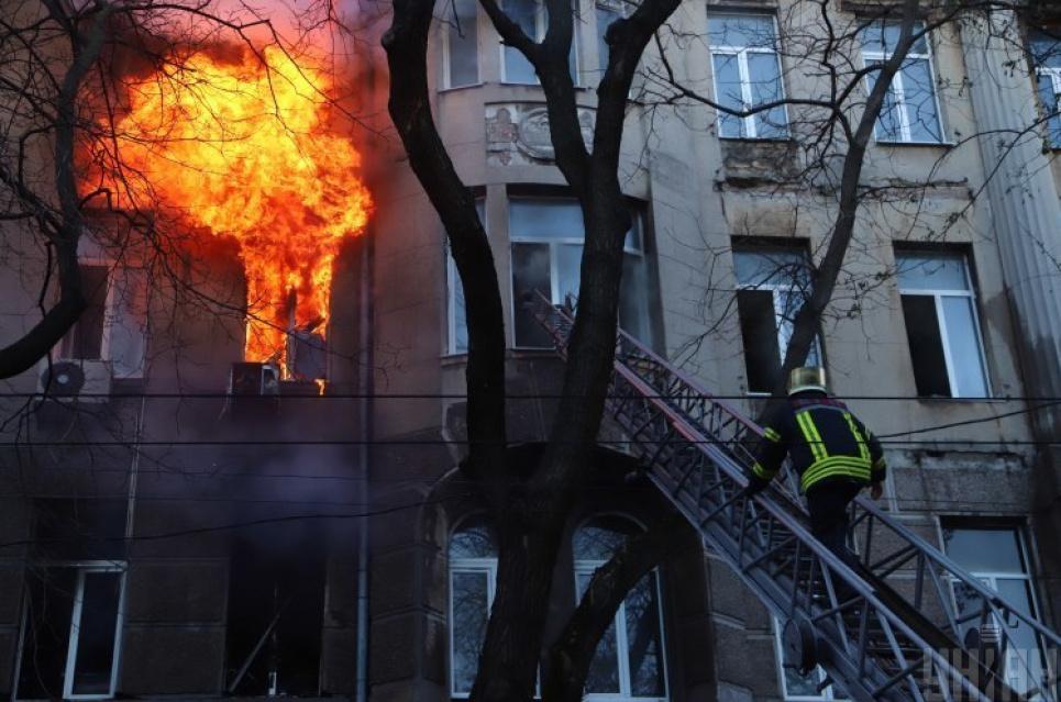 За порушення вимог пожежної безпеки штрафи становитимуть від 1700 до 5950 грн.