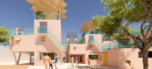 Будинки з пластику. Фото: JDS Architects