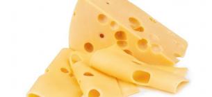 Как распознать натуральный сыр