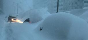 Україну занесе снігом