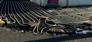 У Рейк'явіку роблять тротуари з підігрівом. Фото: Рубрика