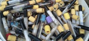 Нацполиция обнаружила несанкционированные свалки эпидемически опасных медицинских отходов. Фото: официальный сайт Национальной полиции