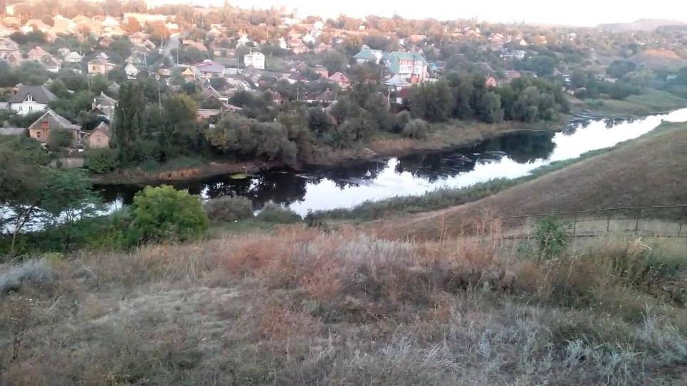 Річку Інгулець у Кривому Розі отруїли промисловими водами