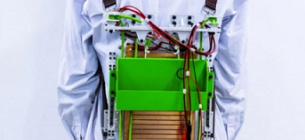 Китайські вчені розробили рюкзак, який виробляє електроенергію