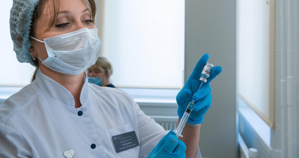 В первую половину дня 15 февраля вакцина против ковида не пришла в Украину