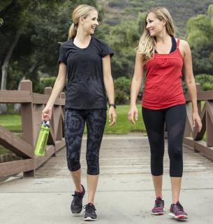 Вчені підрахували кількість кроків, яке потрібно проходити в день для зміцнення здоров'я.