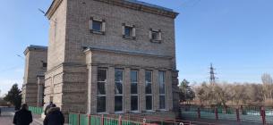 Чиновники распорядились достроить дамбу на границе с Крымом