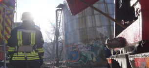 Без водопостачання залишилися абоненти Комунарського мікрорайону. Фото:zp.dsns.gov.ua