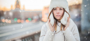 Що відбувається з тілом, коли ви виходите на мороз