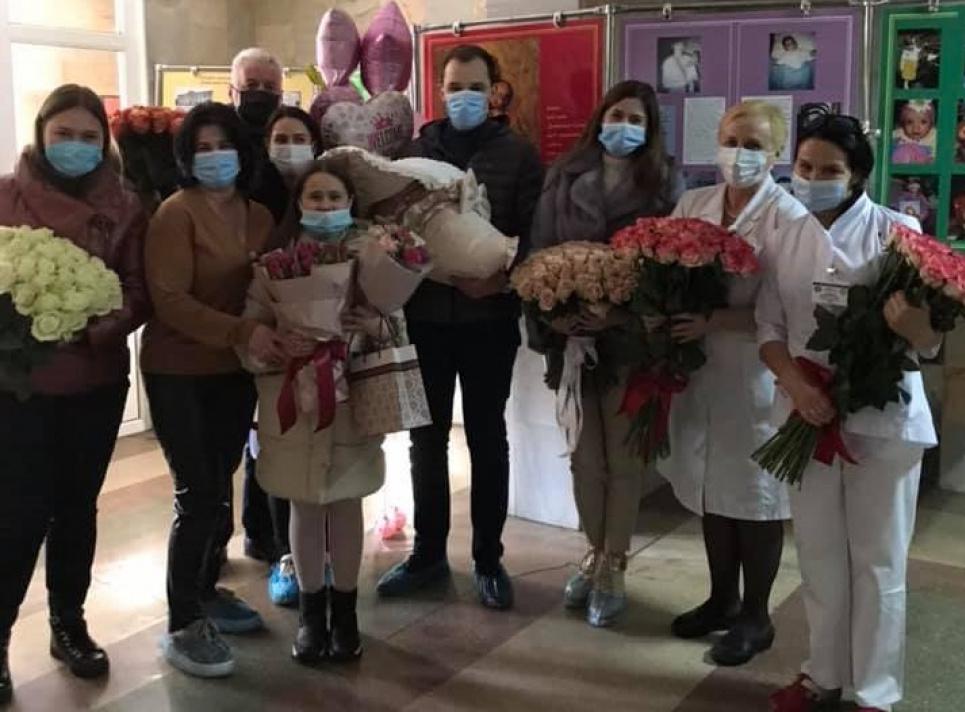 Фото центру Львівської обласної клінічної лікарні. Фото центру Львівської обласної клінічної лікарні