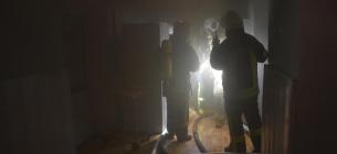 Вночі горів пологовий будинок: евакуювали молодих мам і малюків